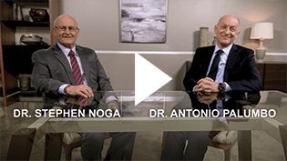 Play video of Dr Stephen Noga and Dr Antonio Palumbo